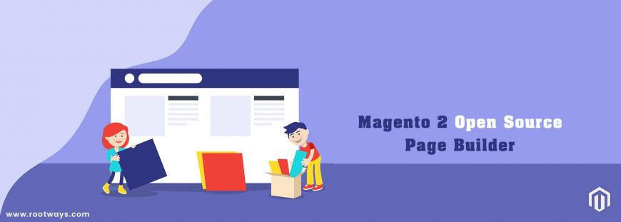 Magento 2 Open Source Page Builder