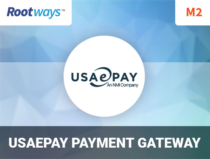 Magento 2 USAePay Payment Extension