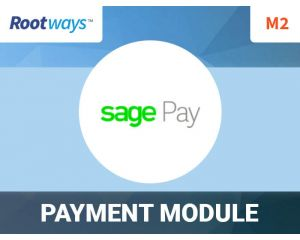Sage Pay Extension for Magento 2