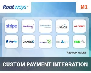 Custom Payment Integration on Your Website