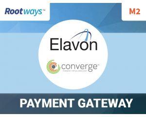Magento 2 Elavon Payment Module