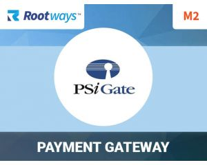 PSiGate Payment Module for Magento 2