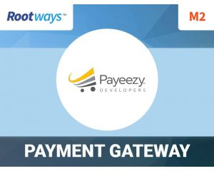 First Data Payeezy Payment for Magento 2