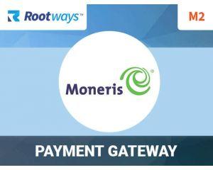Magento 2 Moneris payment gateway