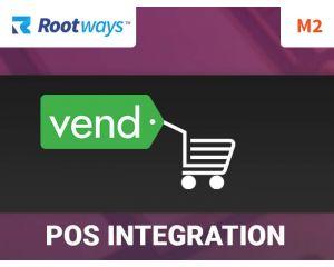 Magento 2 Vend Integration