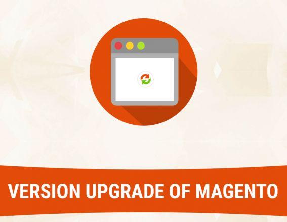 Magento Version Upgrade