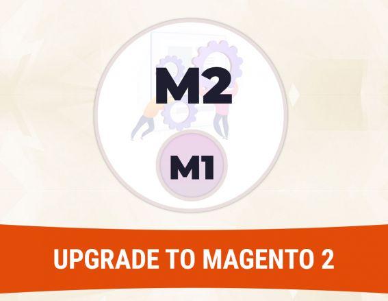 Upgrade Magento 1 to Magento 2
