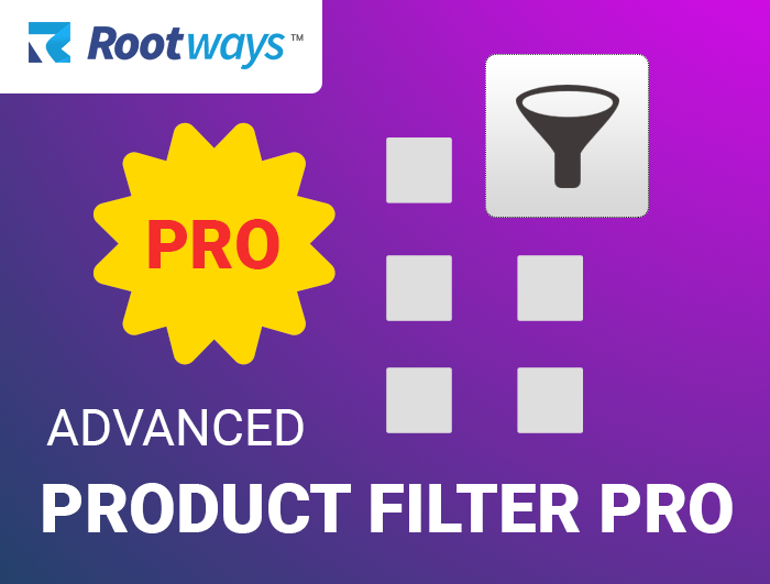 Advanced Product Filter Pro