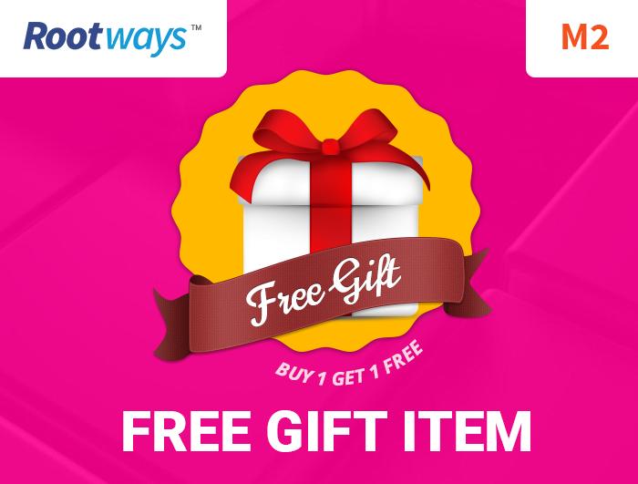 Magento 2 Free Gift Item