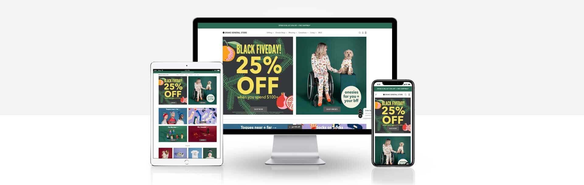 Magento general variety storewebsite