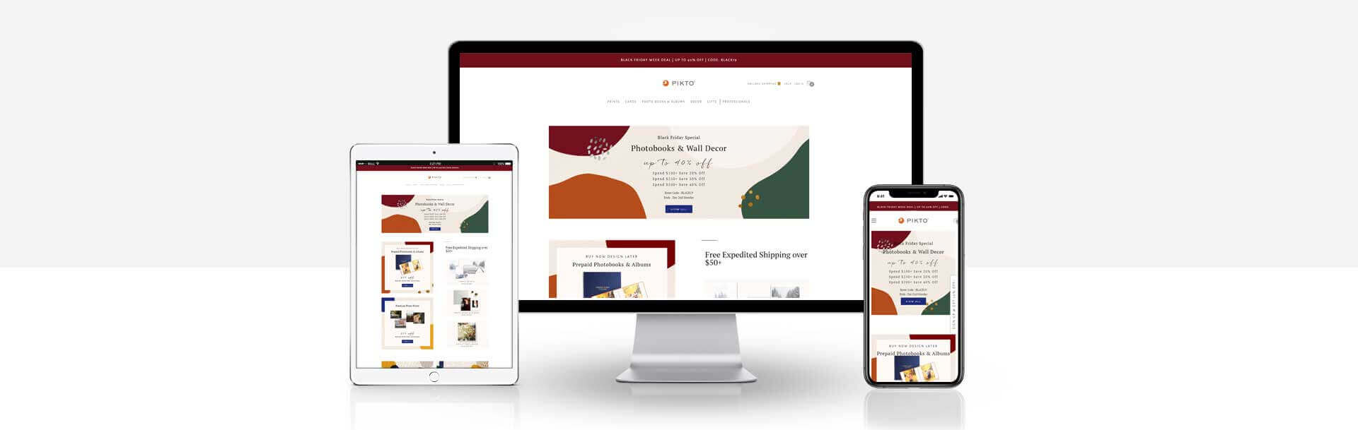 Magento online Photo lab and printing website