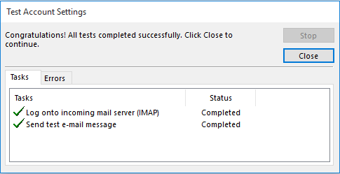 outlook-email-account-test