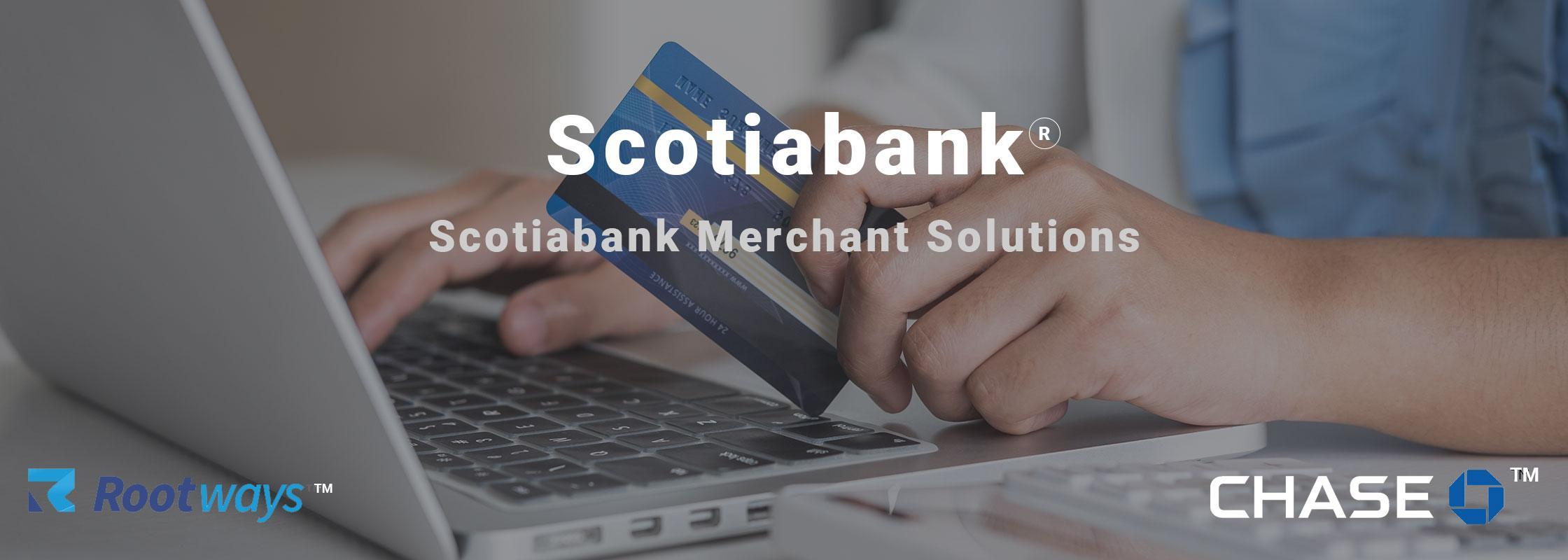Scotiabank Credit Card Payment for eCommerce Website
