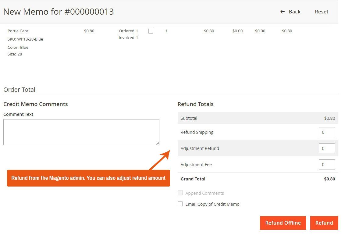 Magento 2 Bambora Payment Module