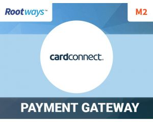 CardConnect Payment Extension for Magento 2