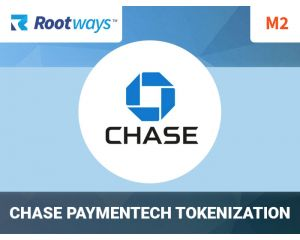 Magento 2 Chase Tokenization Payment Gateway