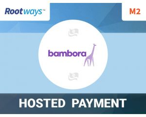 Magento 2 Bambora Hosted Payment Module