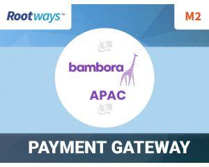 Magento 2 Bambora APAC Payment