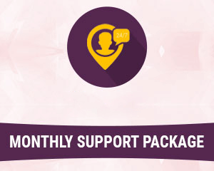 Magento Monthly Support Package