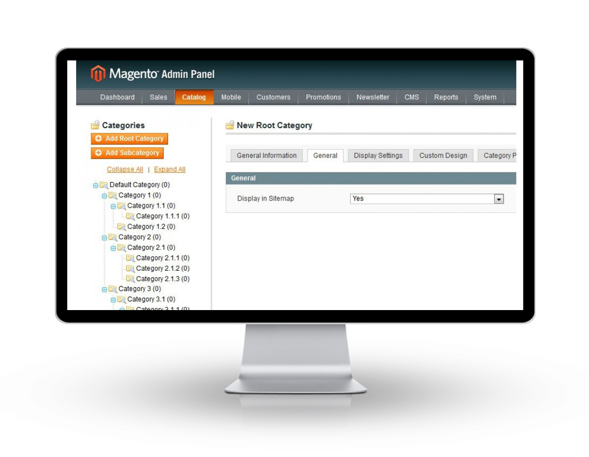 Advanced Dynamic Sitemap Magento Extension