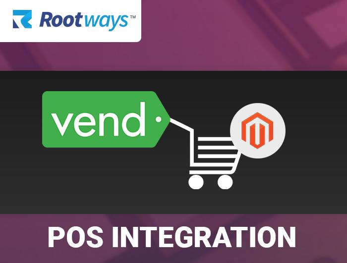 Magento 2 Vend POS Integration