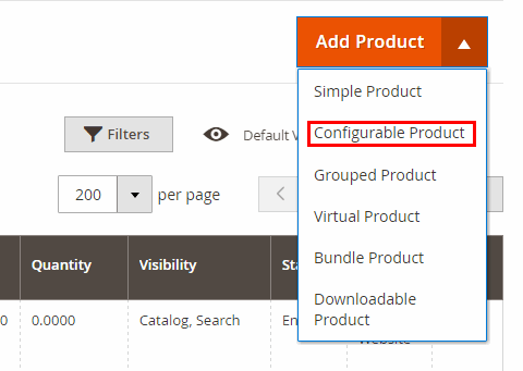 add config product 2